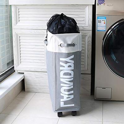 comfortez Slim Laundry Hamper