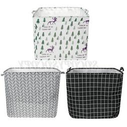 Large Laundry Bag Waterproof Laundry Hamper Collapsible Clot