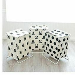 large laundry basket with cover laundry hamper
