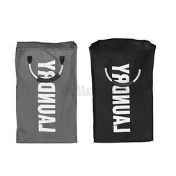 Laundry Basket Large Waterproof Hamper Clothes Basket Bag Co