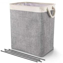 DYD Laundry Basket with Handles Linen Hampers for Storage Gr