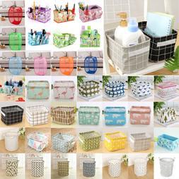 Laundry Foldable Basket Pop Up Washing Bag Bin Hamper Make U