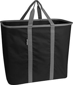 Laundry Hamper Loads Caddy Basket Space Saving Transport Clo