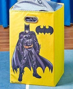 Licensed Super Hero Batman Laundry Hamper Colorful Superman