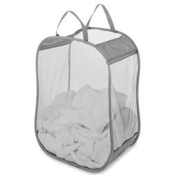 pop up laundry hamper foldable laundry bag