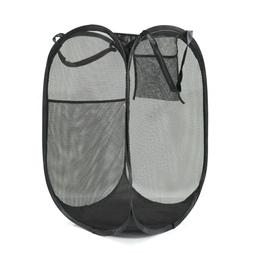 Popup Clothes Laundry Hampers, Durable & Collapsible laundry