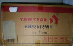 Rect Bamboo Hamper Laundry Basket Washing Cloth Storage Bin