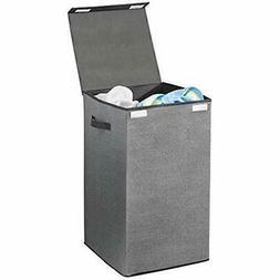 MDesign Storage & Organization Large Laundry Hamper Basket W