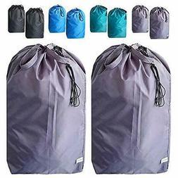 Tear Proof Nylon Laundry Bag With Handles,Hamper Liner Draws