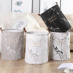 US Laundry Basket Foldable Washing Clothes Large Capacity Ca