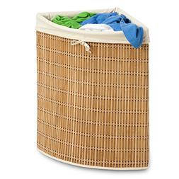Honey Can Do HMP-01618 15 L X 14 W X 24 H Bamboo Wicker Corn